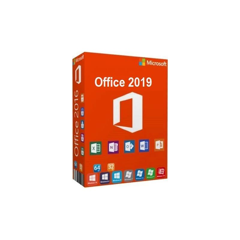 activacion de office 2019