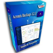Acronis Backup 12.5 for Workstation