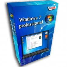 WINDOWS 7 PRO 32 / 64 BIT License - Original