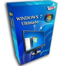 WINDOWS 7 Ultimate 32 / 64 BIT License - Original