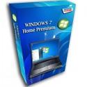 WINDOWS 7 Home Premium 32 / 64 BIT License - Original