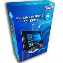 LICENSE WINDOWS 10 Home 32 / 64 BIT + USB