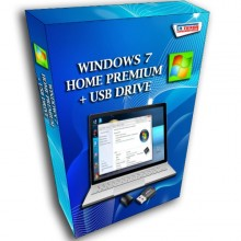 LICENSE WINDOWS 7 HOME PREMIUM 32 / 64 BIT + USB