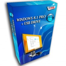 Windows 8.1 pro usb