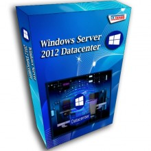 Microsoft Windows Server 2012 Datacenter License