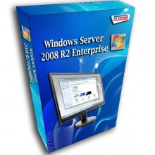 Microsoft Windows Server 2008 Enterprise R2 License