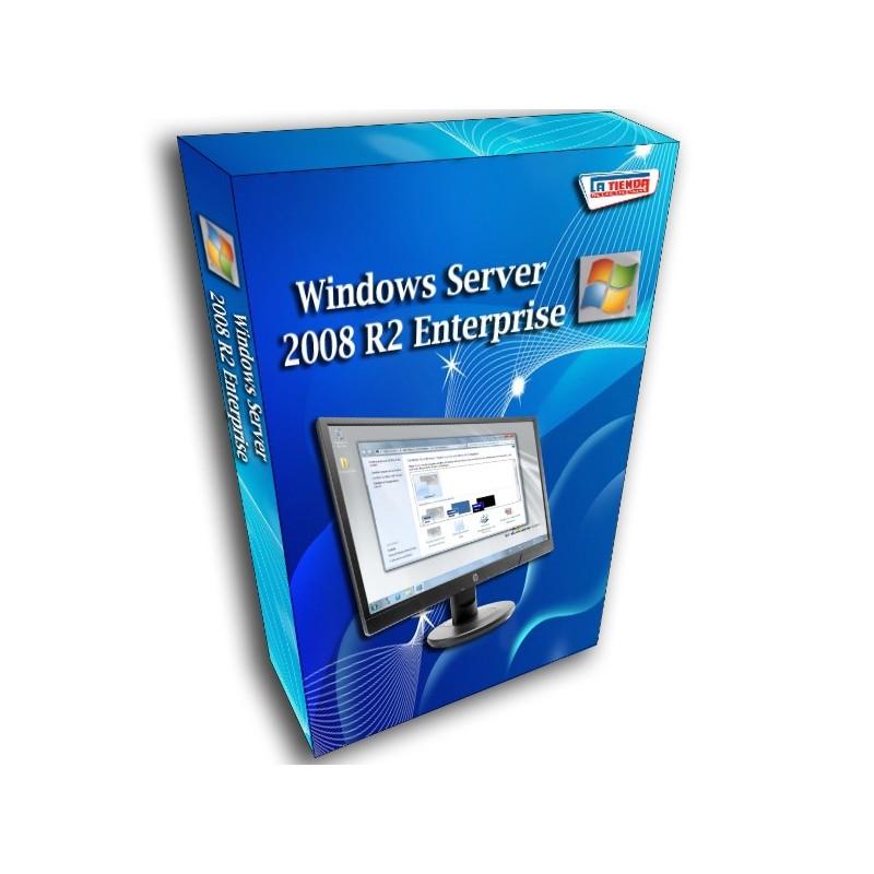 Server 2008 R2 Enterprise