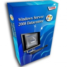 Microsoft Windows Server 2008 Datacenter License