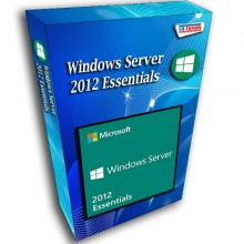Microsoft Windows Server 2012 Essentials License