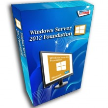 Microsoft Windows Server 2012 Foundation License