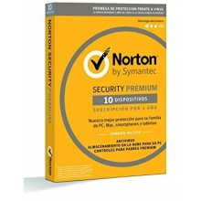 Norton Security Premium + Backup 25 GB