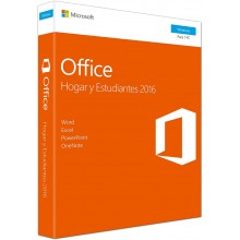 Office 2016 Home & Student license for 1 PC/MAC