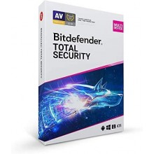Bitdefender Total Security para PC