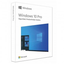 Licencia WINDOWS 10 PRO para 1 PC OEM