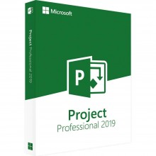 Project Professional 2019 Online Activation Key