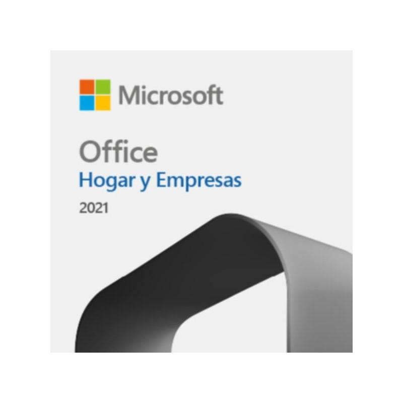 Office Hogar y Empresas 2021