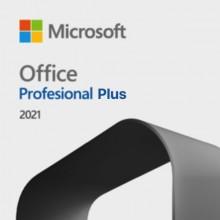 Licencia Office 2021 Professional Plus para Windows 10/11