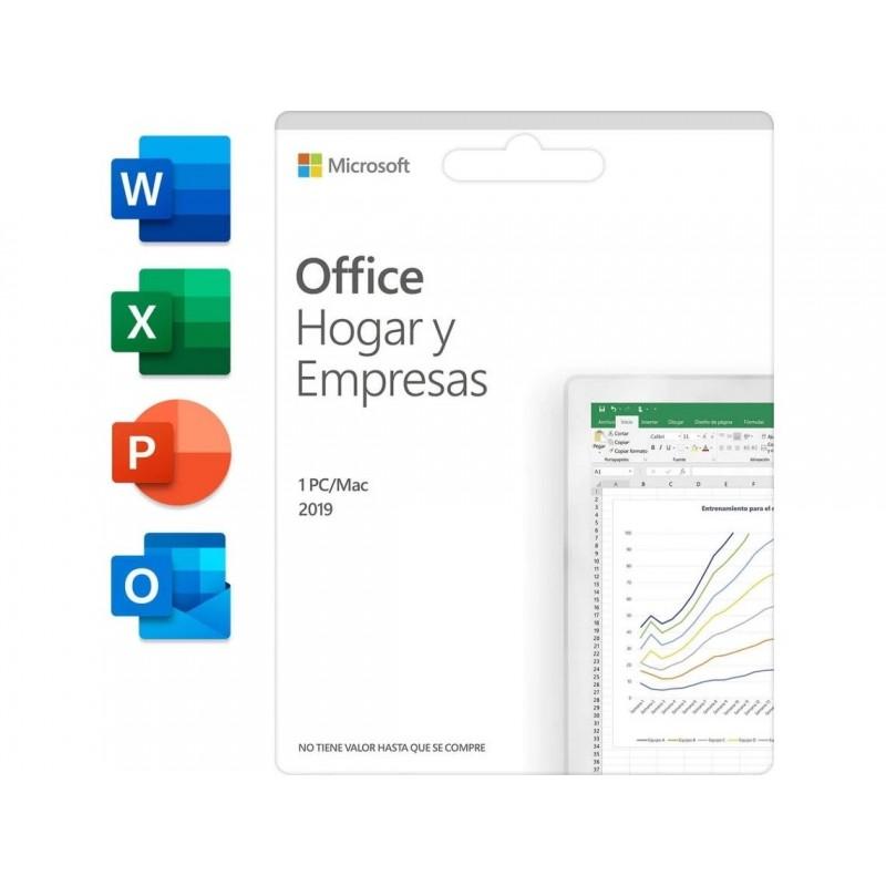 Office Hogar y Empresas 2019