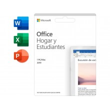 Office 2019 Home & Student license for 1 PC