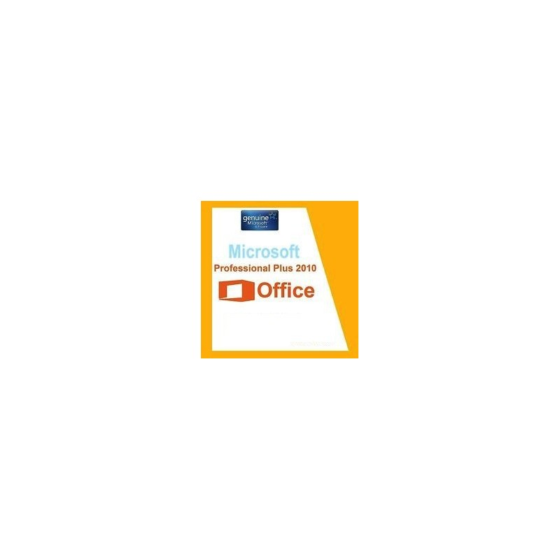 Office professional plus 2010 license 32 64 bit 1 pc original la tienda de las licencias - Office professional plus 2010 ...